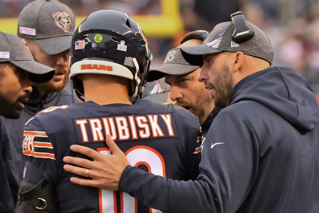 Chicago Bears fire Matt Nagy