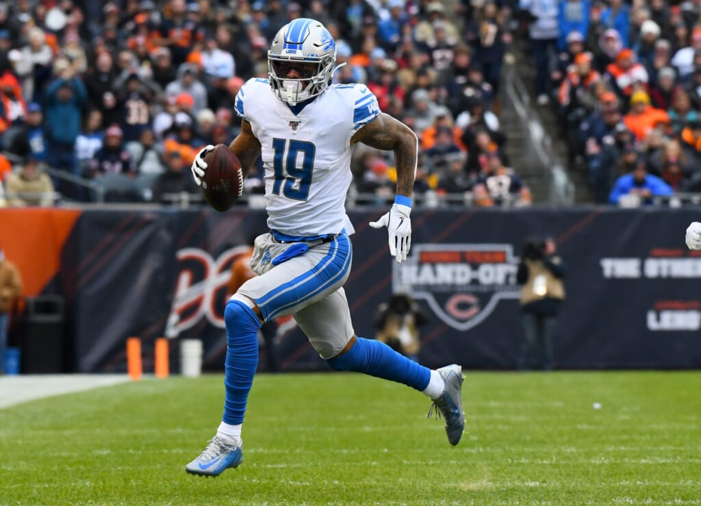 NFL free agents: Kenny Golladay