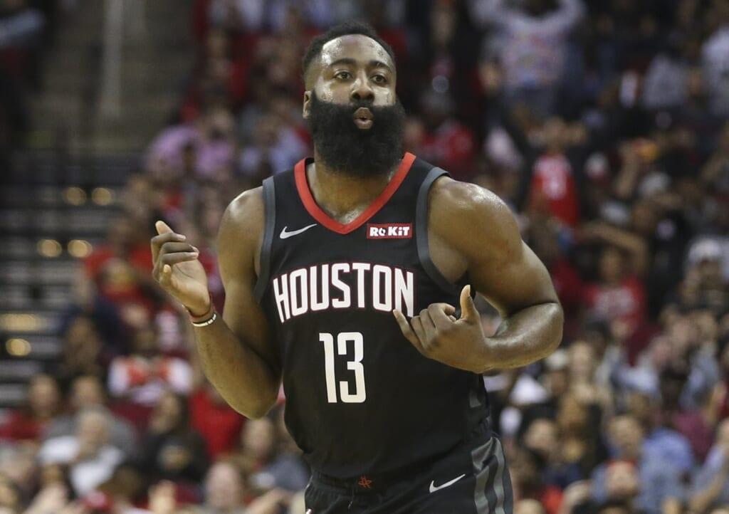 NBA MVP: James Harden