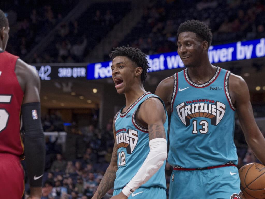 Memphis Grizzlies' Ja Morant injury