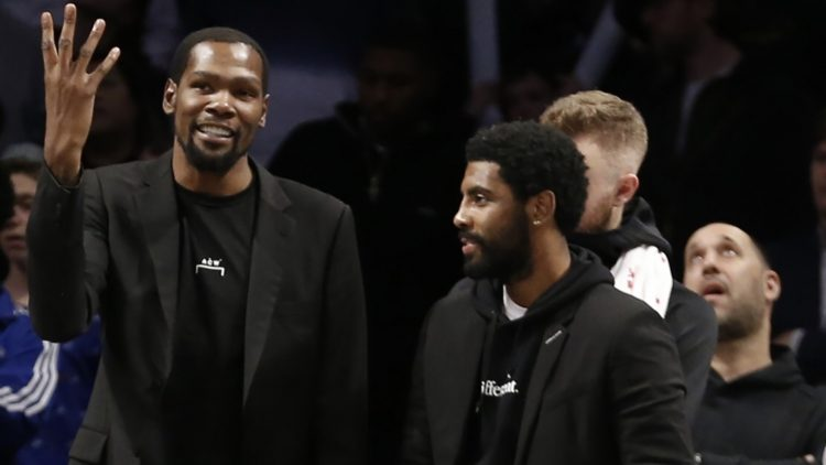 NBA rumors: Getting James Harden to team up with Irving, Durant would be a coup