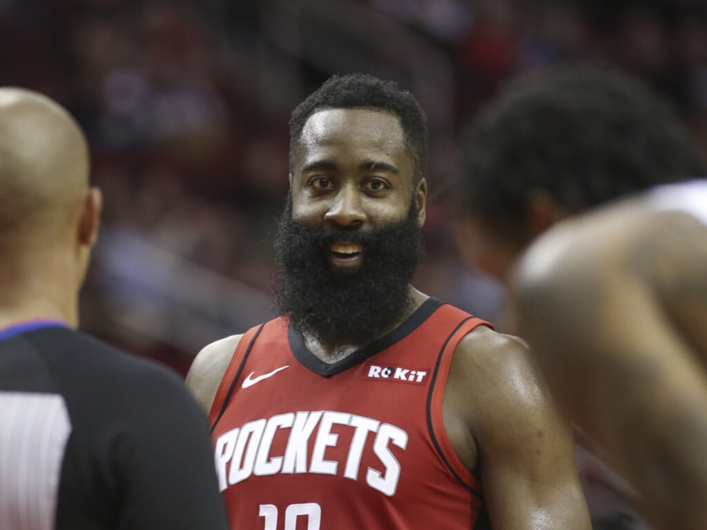 Boston Celtics rumors: Could a James Harden trade be coming?