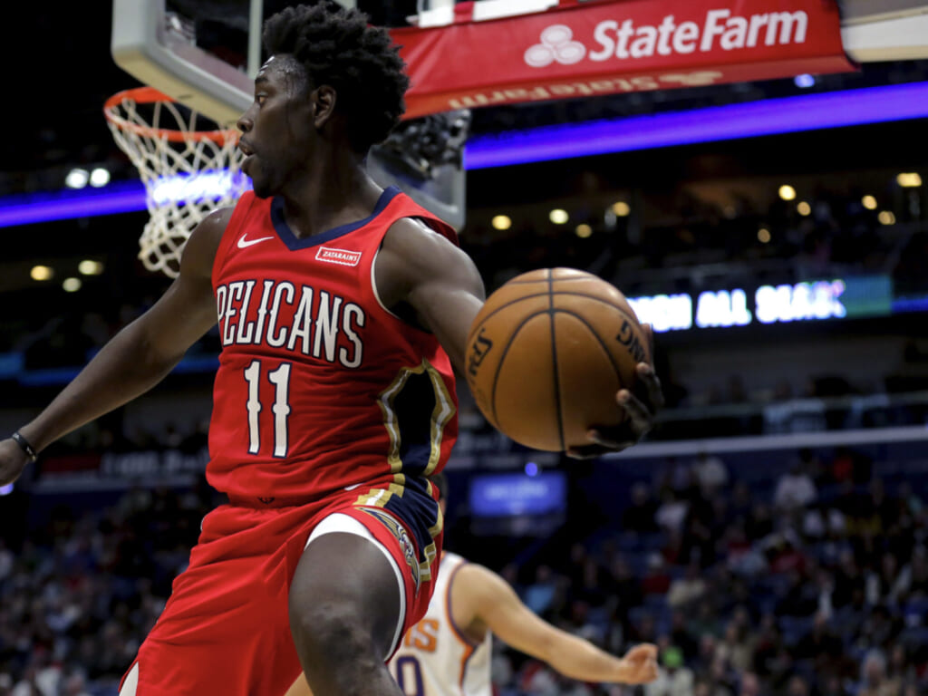 NBA rumors Jrue Holiday