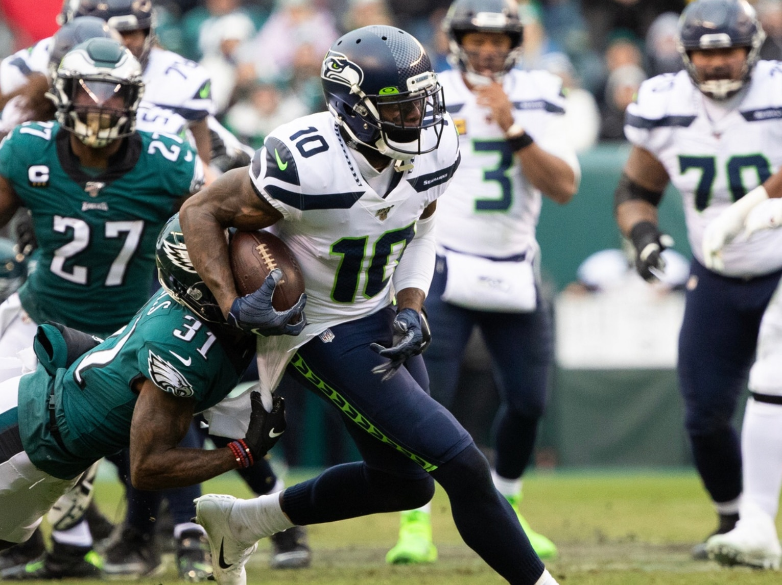 Josh Gordon: Seattle Seahawks wide receiver suspended for fifth time