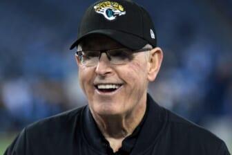Jaguars fire Tom Coughlin