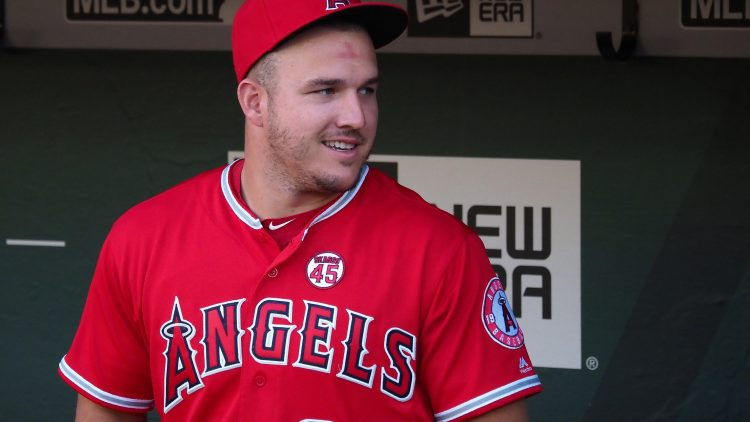 Angels Mike Trout Anthony Rendon
