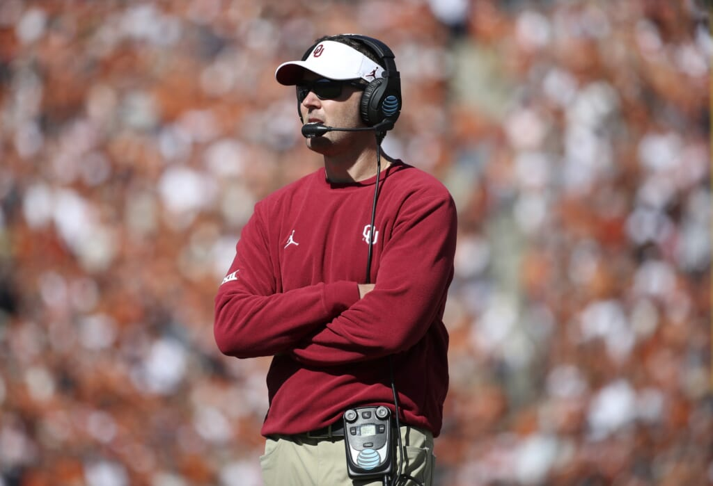 Highest-paid college football coaches: Lincoln Riley, Oklahoma
