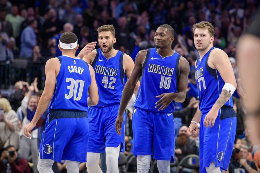 Dallas Mavericks trade Seth Curry