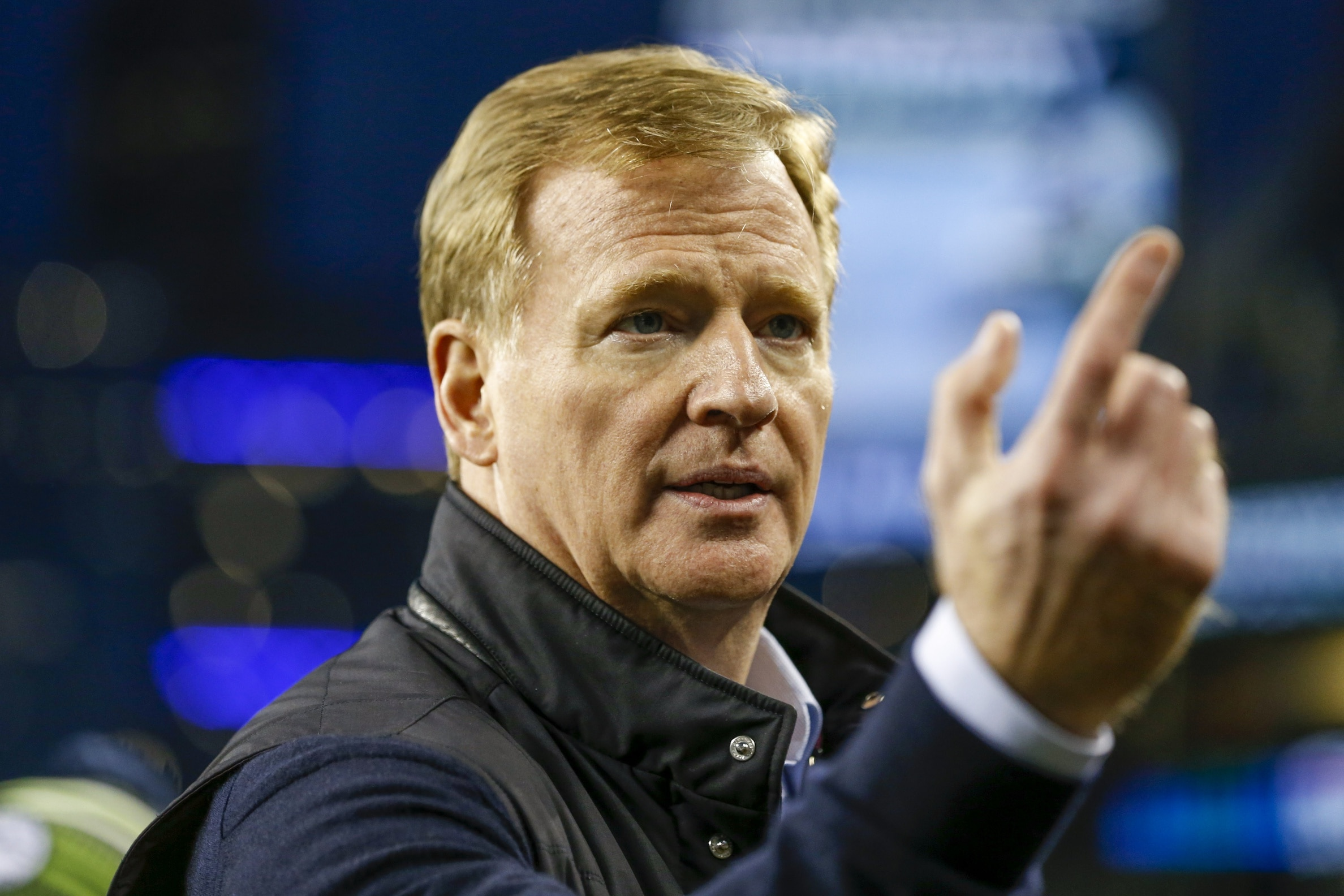 Roger Goodell Patriots allegations