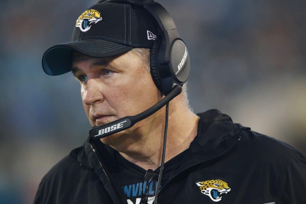Jacksonville Jaguars rumors: Doug Marrone