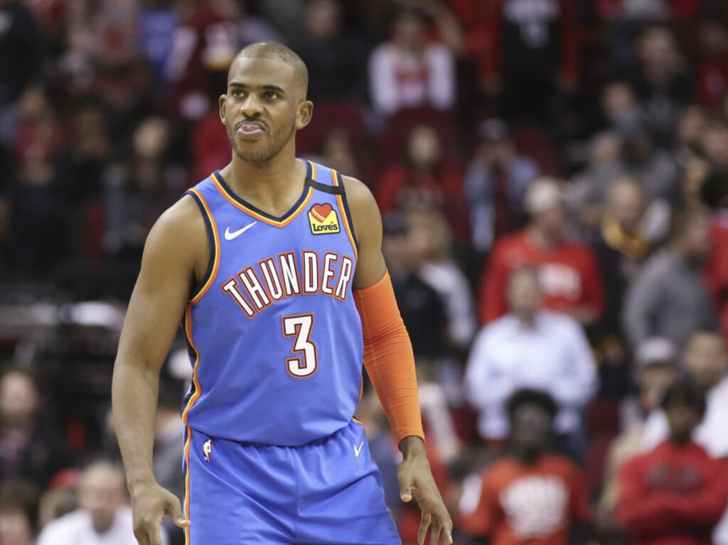 76ers news: Team in on Chris Paul trade