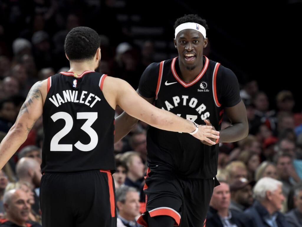 NBA power rankings: Toronto Raptors
