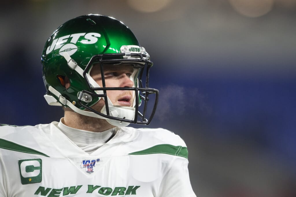 Could a Sam Darnold trade be coming?