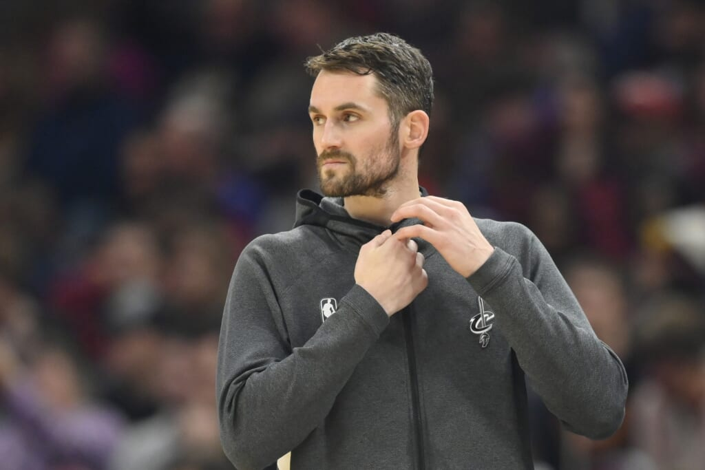 Cavs rumors: Is a Kevin Love trade possible?