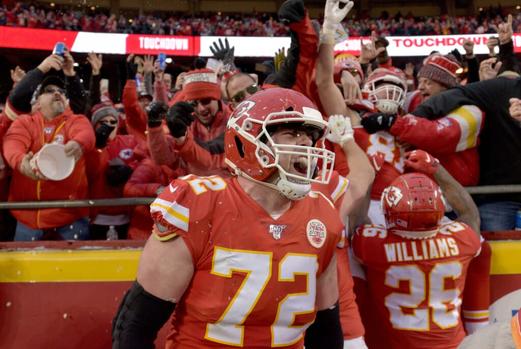 Indianapolis Colts could sign Eric Fisher