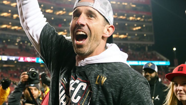 Kyle Shanahan lands a new contract