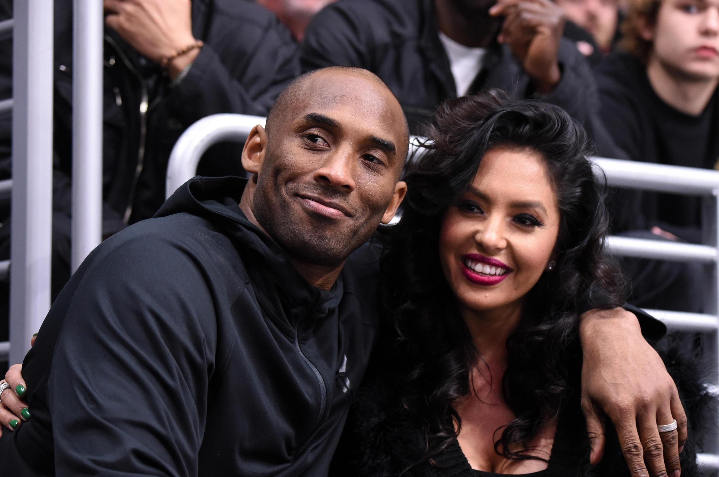 Kobe Bryant's widow to receive $200 million from BodyArmor