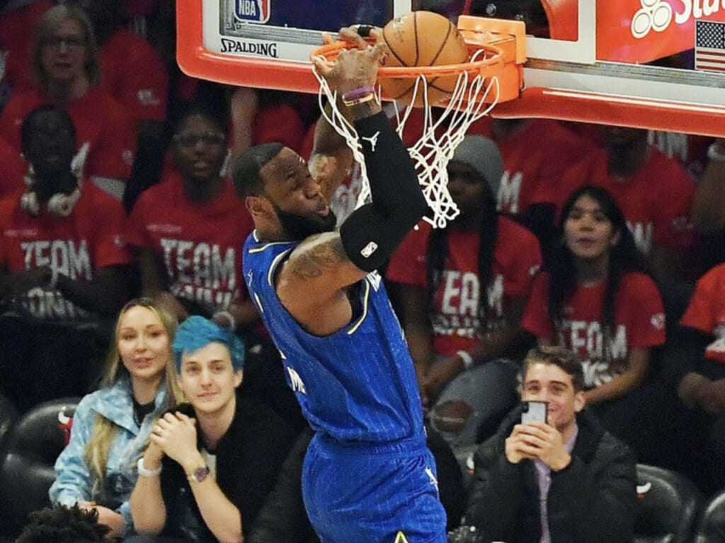 Fans are not happy about lack of defense in NBA All-Star Game
