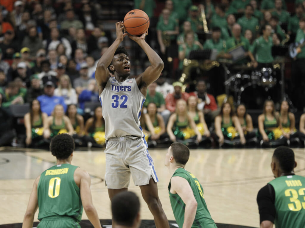 Golden State Warriors rumors: Could they pass up on James Wiseman?
