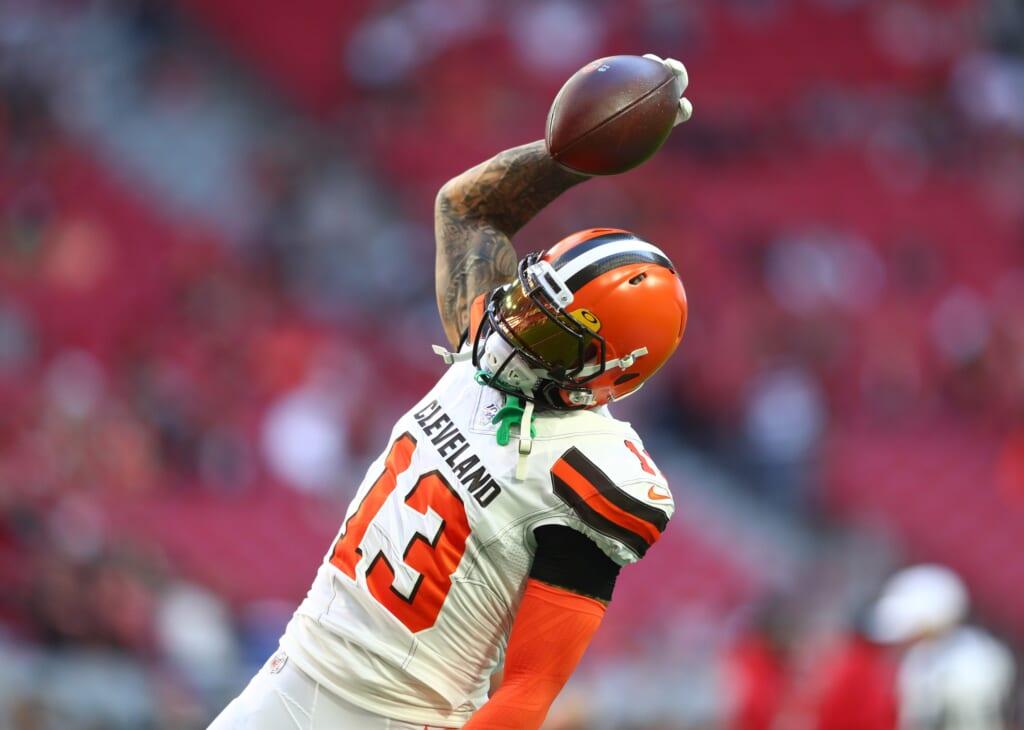 5 epic trade scenarios after 2021 NFL Draft: Odell Beckham Jr. to New England Patriots
