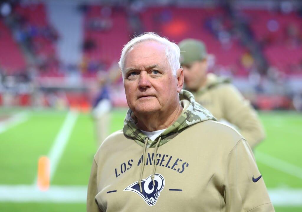 Las Vegas Raiders rumors: Wade Phillips