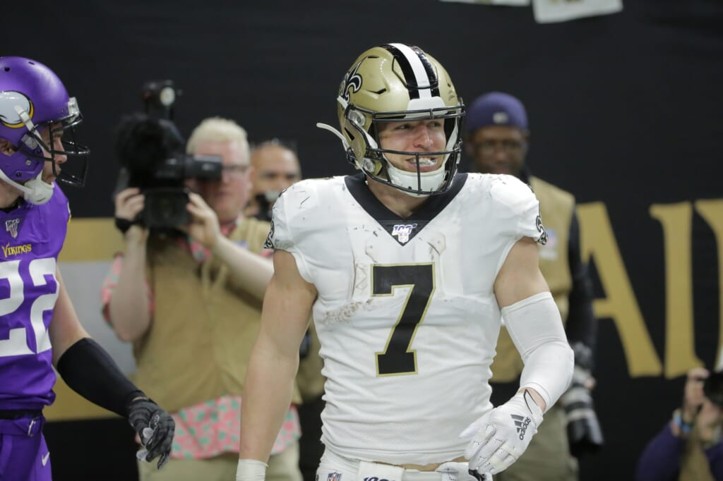 NFL rumors: Taysom Hill to replace Drew Brees with the Saints?