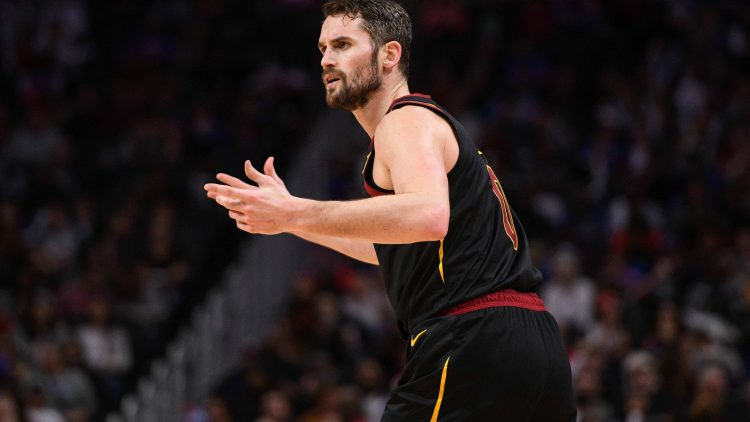 2020 NBA Draft: Could a Kevin Love trade be in the works?