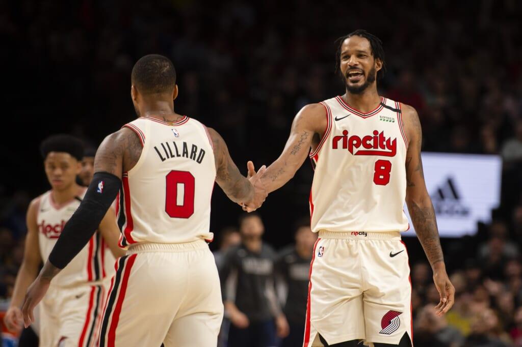 Trevor Ariza trade to the Miami Heat