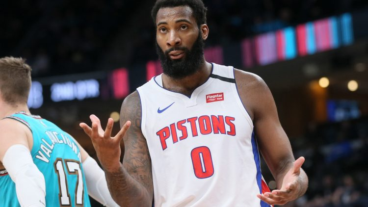 Andre Drummond trade