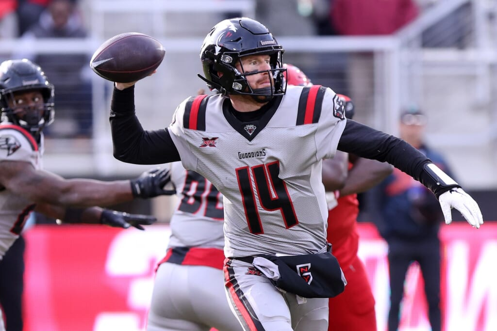 XFL Week 2: Studs and duds from Saturday's action