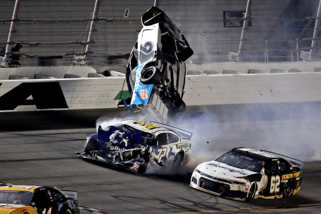 Ryan Newman, Daytona 500