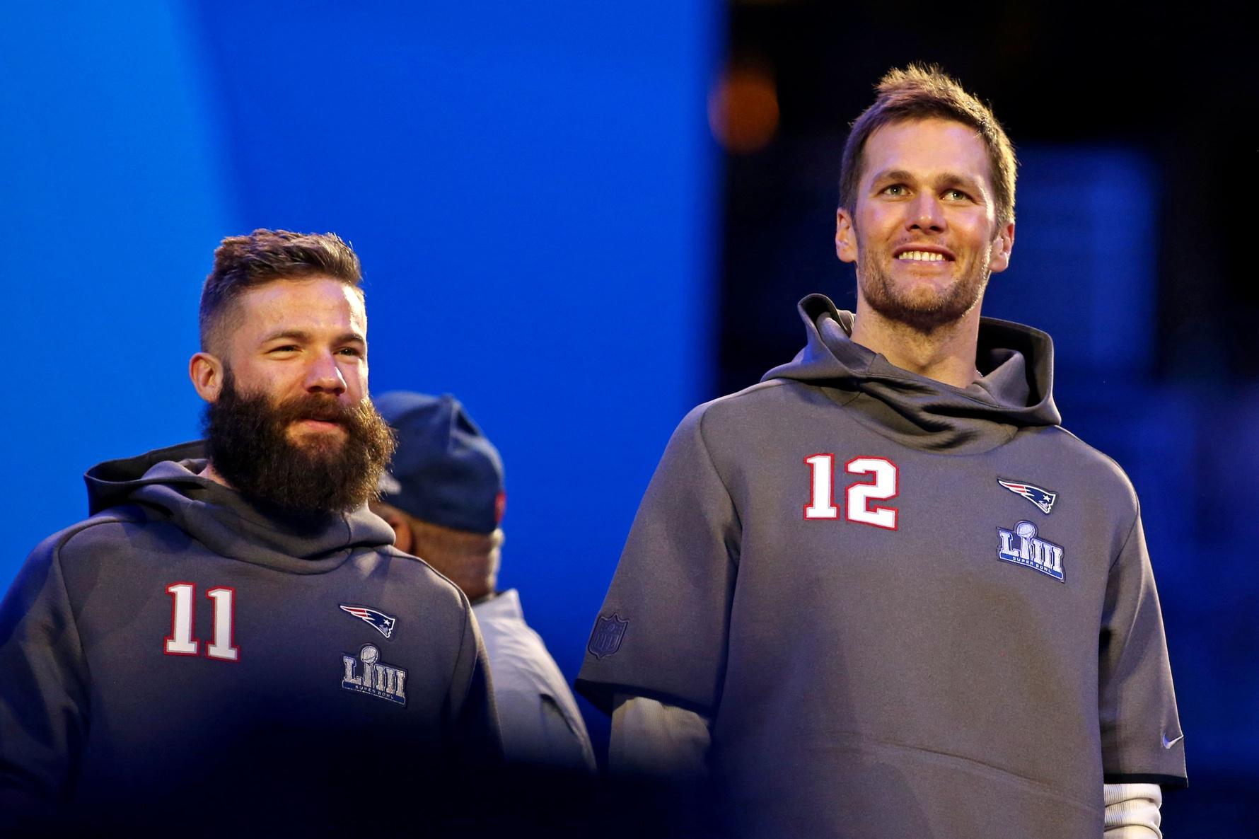 Did Julian Edelman Suggest He Wants To Join Tom Brady In Tampa Bay