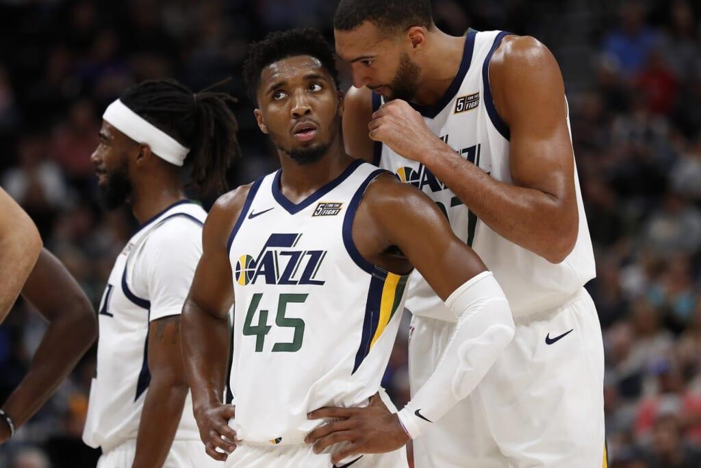 NBA power rankings: Utah Jazz