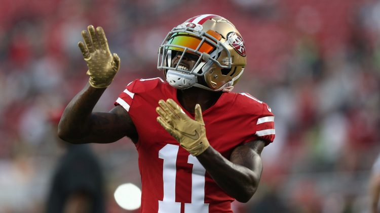 Marquise Goodwin, 49ers