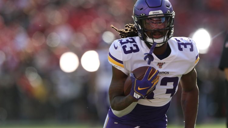 Dalvin Cook, contract, Vikings