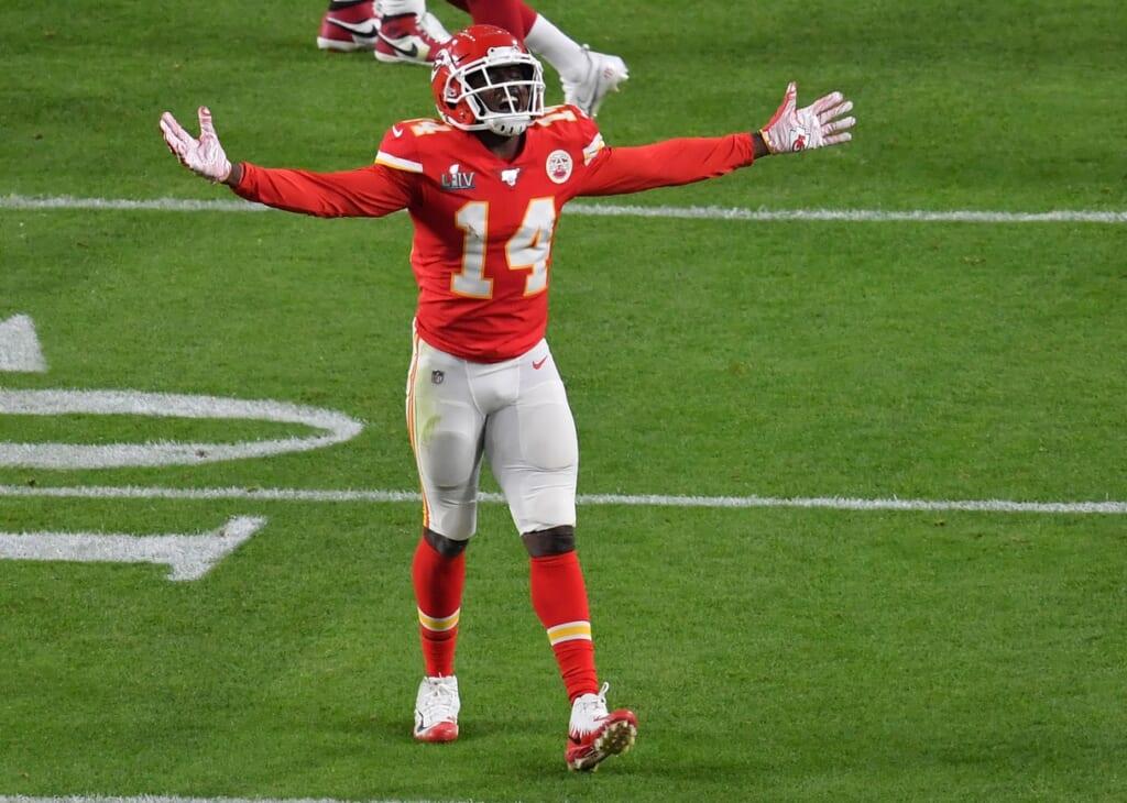 Sammy Watkins, Chiefs