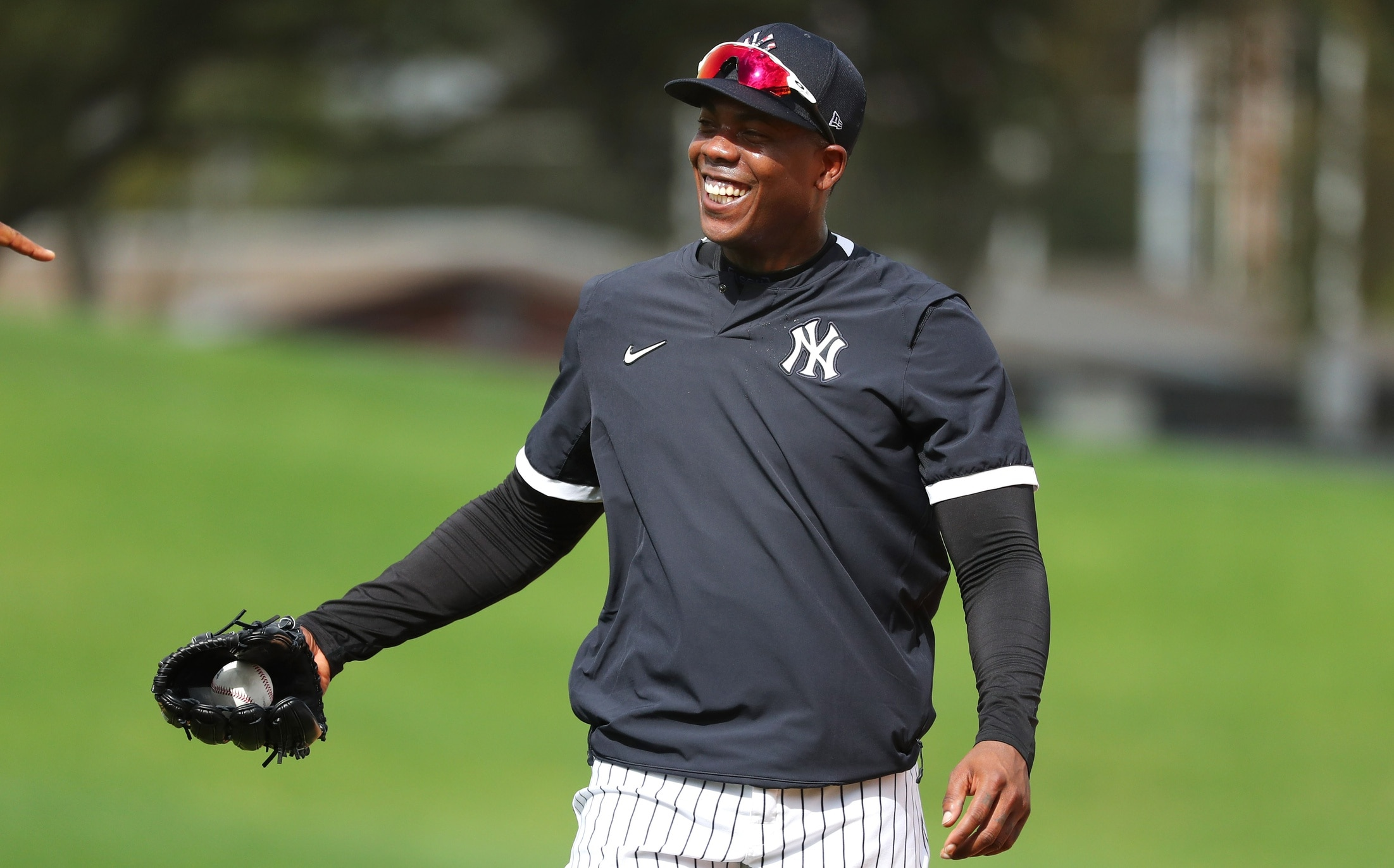 Yankees star Aroldis Chapman cleared from COVID-19 after three weeks