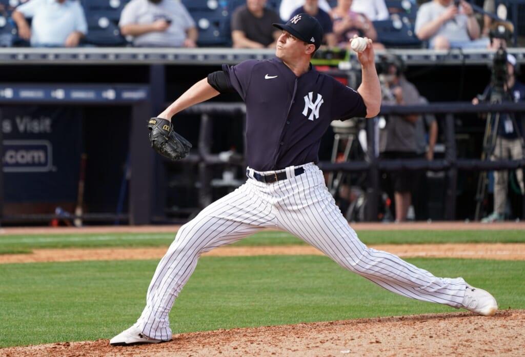 Zack Britton, Yankees