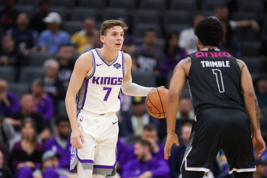 Kings guard Kyle Guy loses grandfather to COVID-19