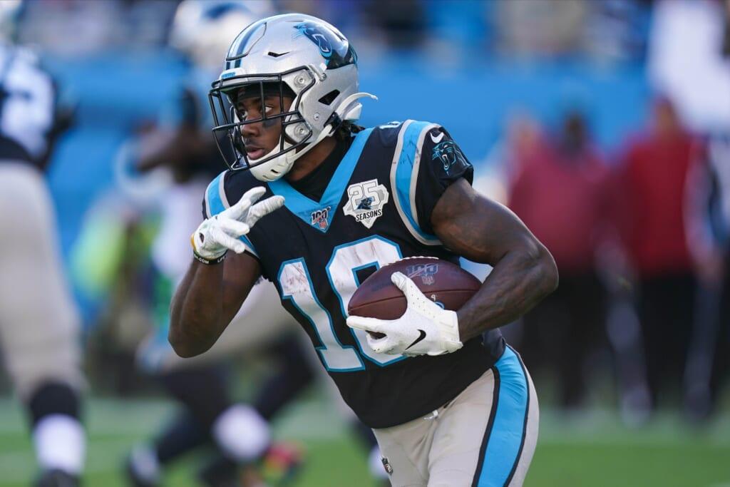 Carolina Panthers: COVD-19, Curtis Samuel