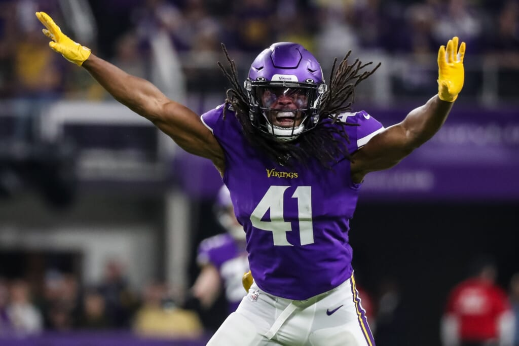 Anthony Harris trade