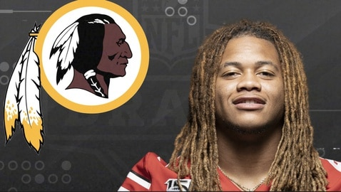 Chase Young Redskins