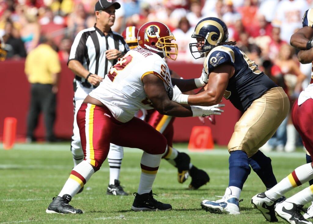 Redskins free agency bust Albert Haynesworth