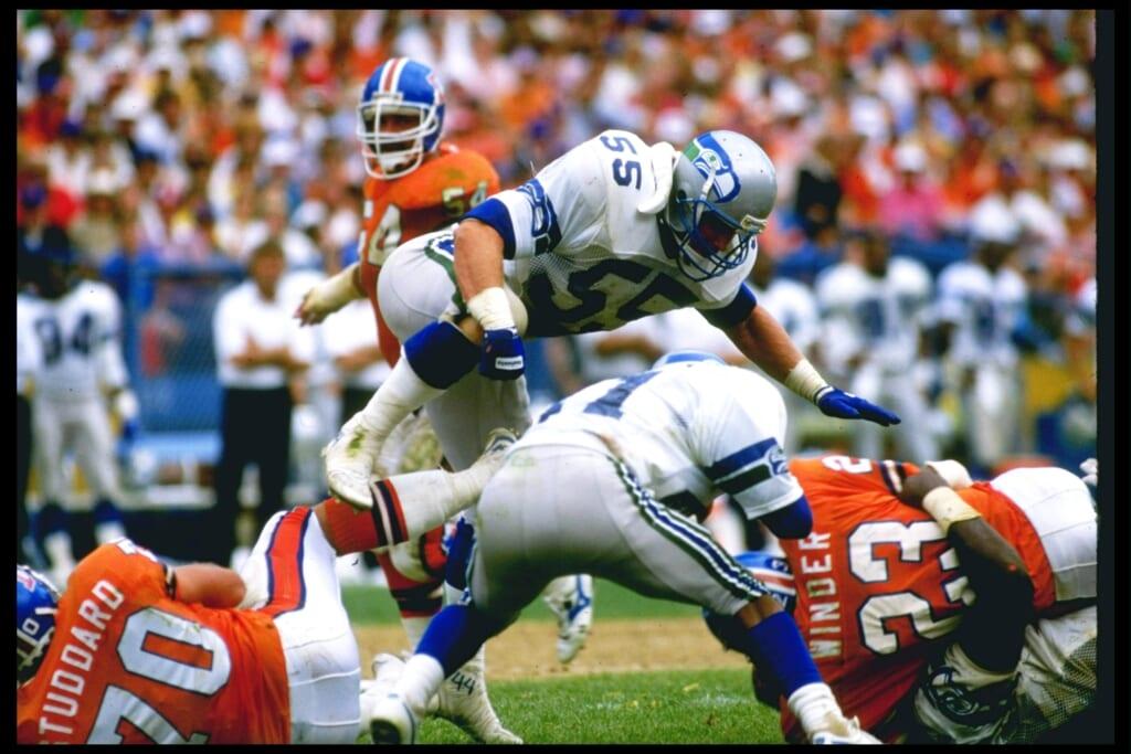 Brian Bosworth NFL Draft bust