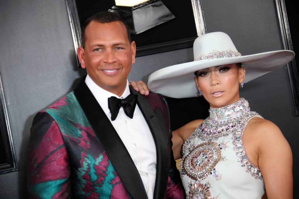 Report: Alex Rodriguez, Jennifer Lopez still working on bid to buy the Mets