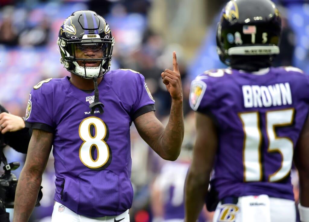 NFL Week 14: Lamar Jackson