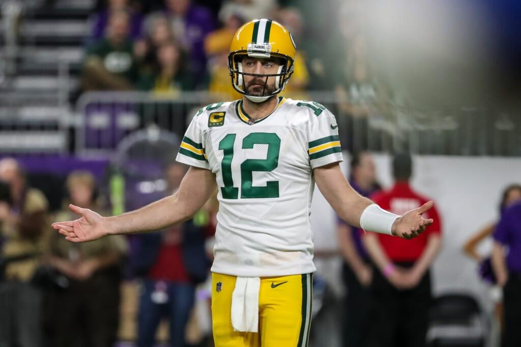 NFL Week 14 Aaron Rodgers