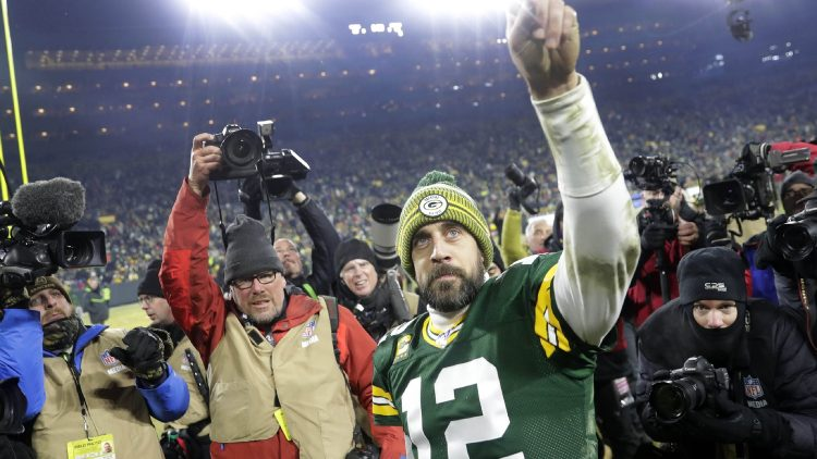 Aaron Rodgers, trade