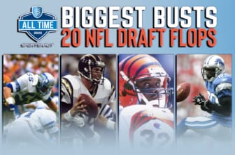 20 biggest NFL draft busts of all time