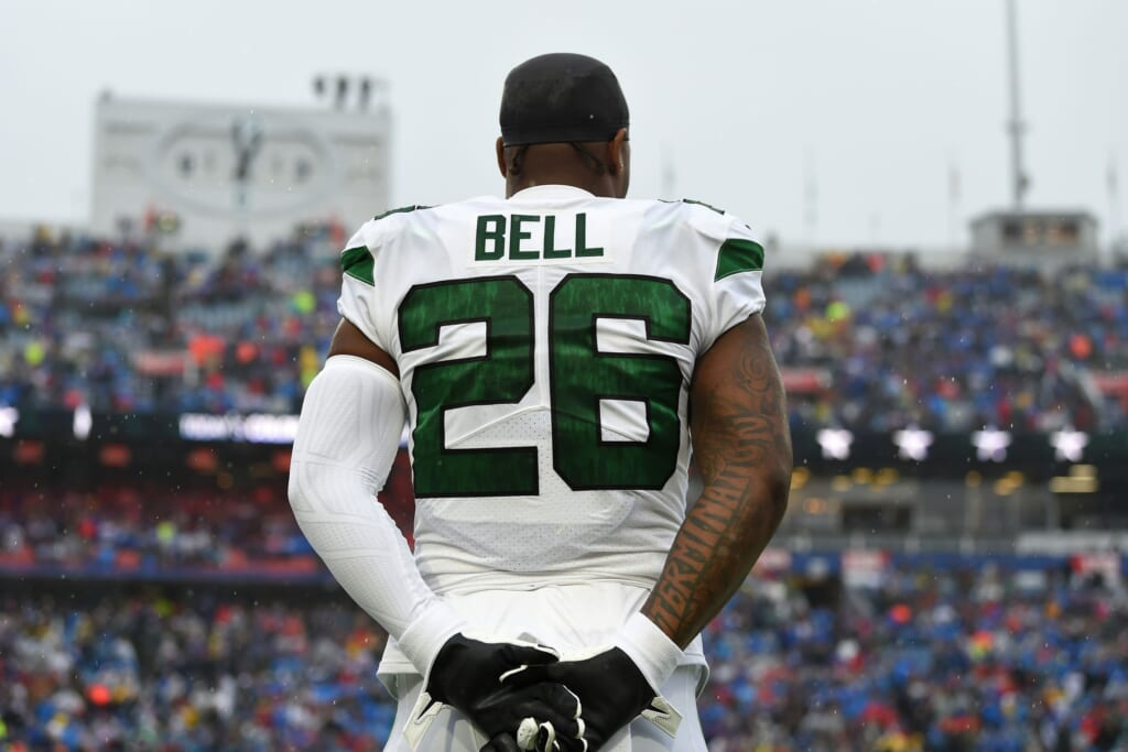 New York Jets RB Le'Veon Bell